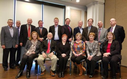 Past President's Luncheon Meeting